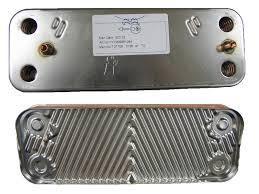 Теплообменник настенного котла бакси Кожухотрубный испаритель ONDA SSE 61.201.3400 Химки